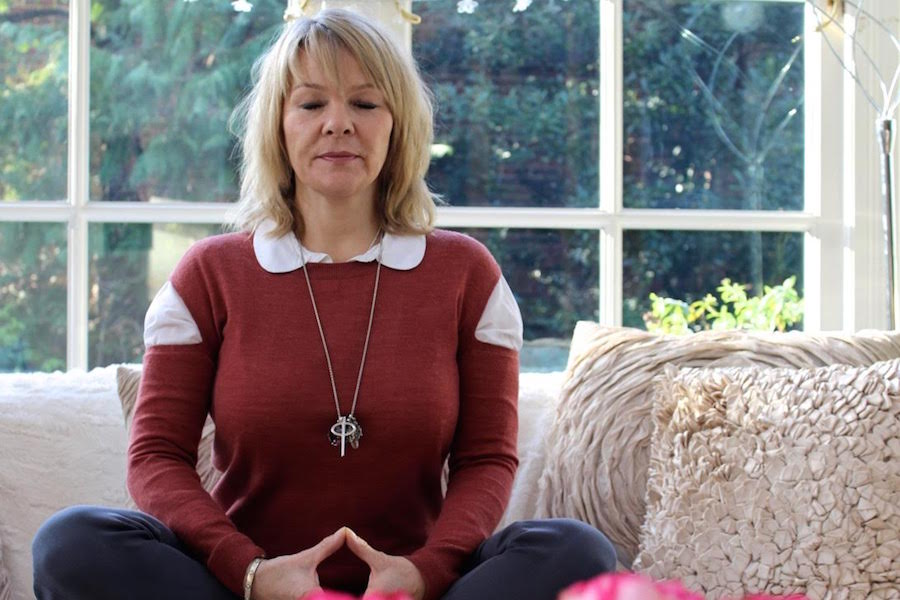 Learn meditation with Katie Lee in Epsom Surrey
