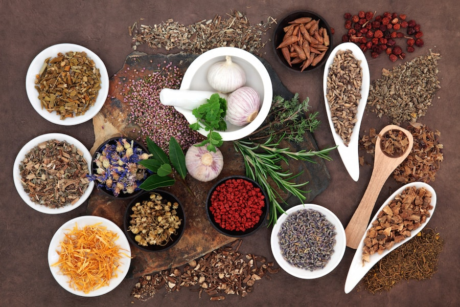 Homeopathic and natural remedies